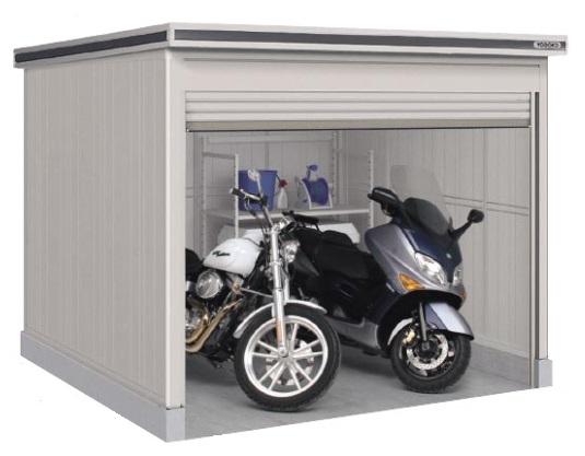 ヨドコウバイクガレージ2